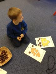 Counting with conkers