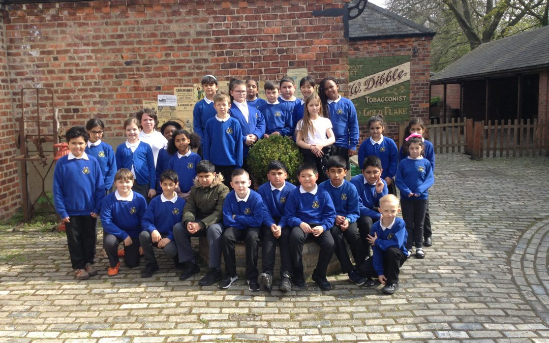 Year 5 Preston Hall Visit