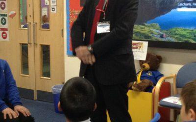 Alex Cunningham MP visits Mill Lane
